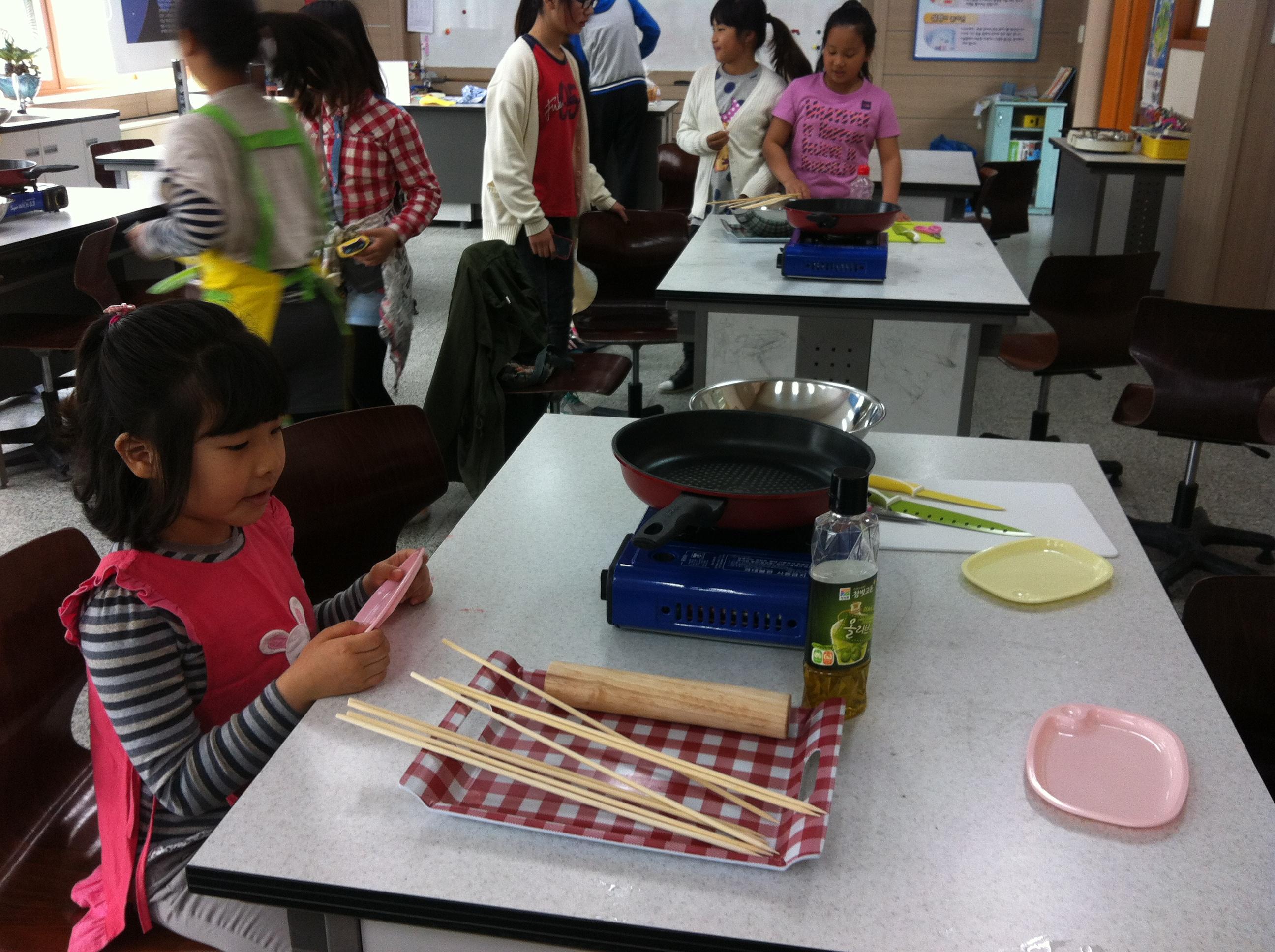 [일반] 4월 28일 즐거운 요리교실~ *^^* 의 첨부이미지 1